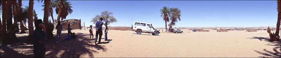 Dachla refugee camp